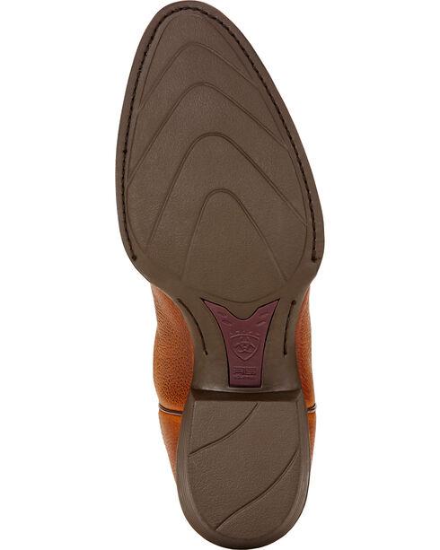 Ariat Boomtown Cowboy Boots - Medium Toe , Copper, hi-res