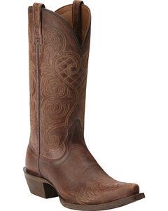 Ariat Bright Lights Cowgirl Boots - Snip Toe, , hi-res