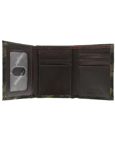 Wrangler Men's Camo Wallet Set, Multi, hi-res