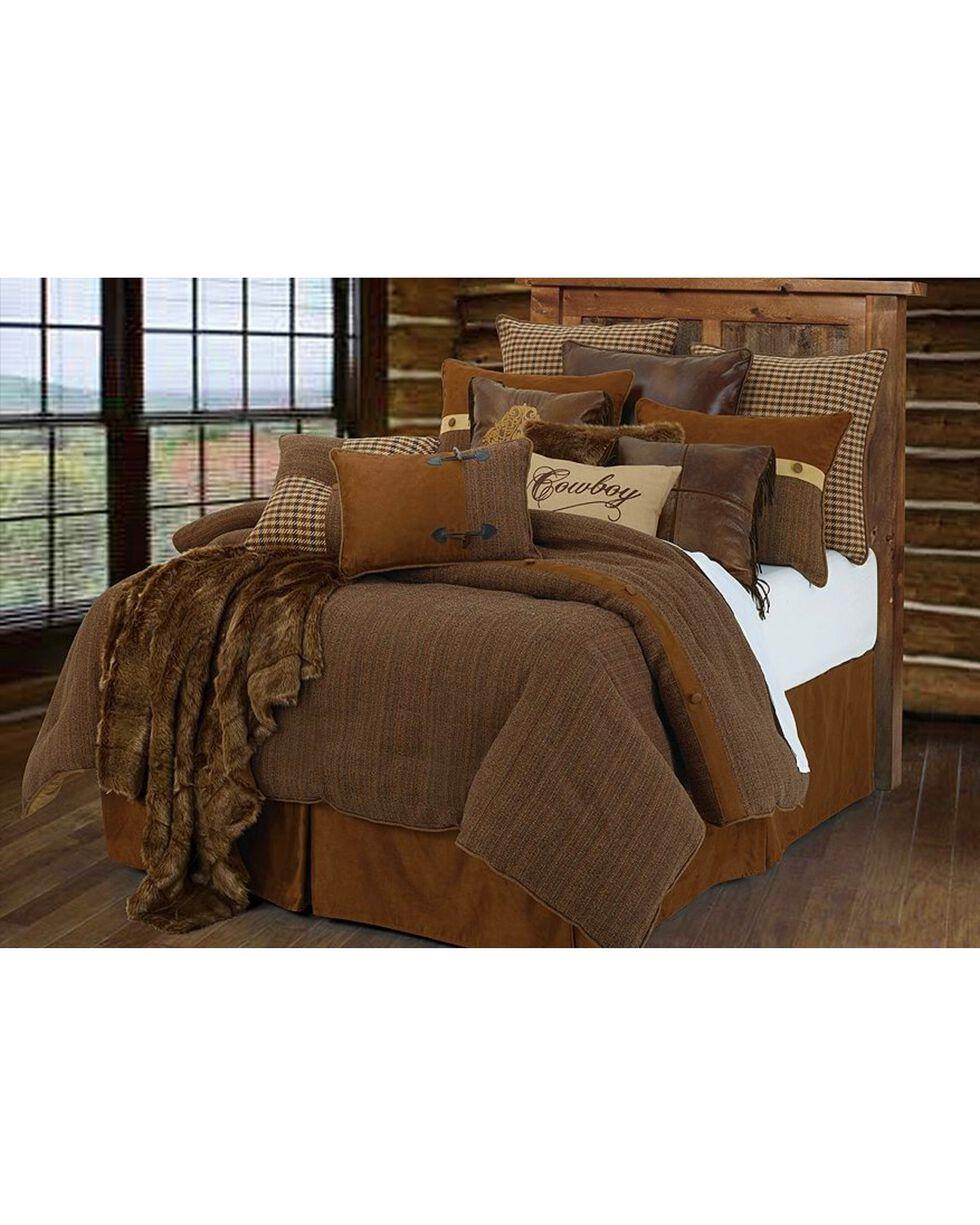 HiEnd Accents Crestwood 5-Piece King Comforter Set, Multi, hi-res