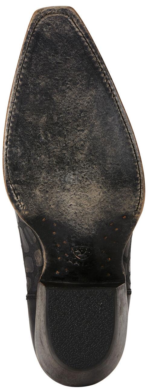 Ariat Women's Black Snake Print Benita Boots - Snip Toe, , hi-res