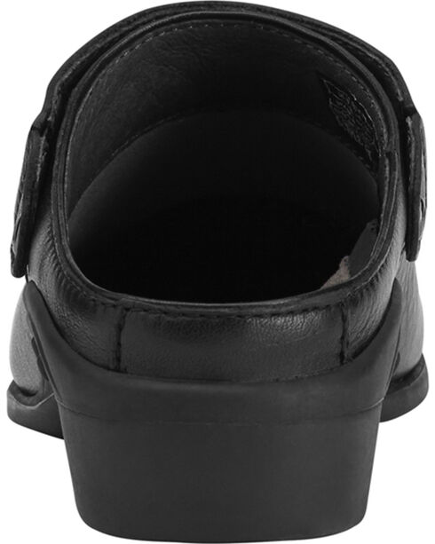 Ariat Women's Sport Leather Mules, Black, hi-res