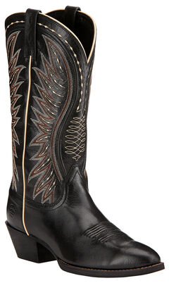 Ariat Ammorette Cowgirl Boots - Round Toe , , hi-res
