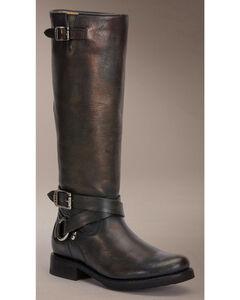 Frye Veronica Criss Cross Tall Riding Boots, , hi-res