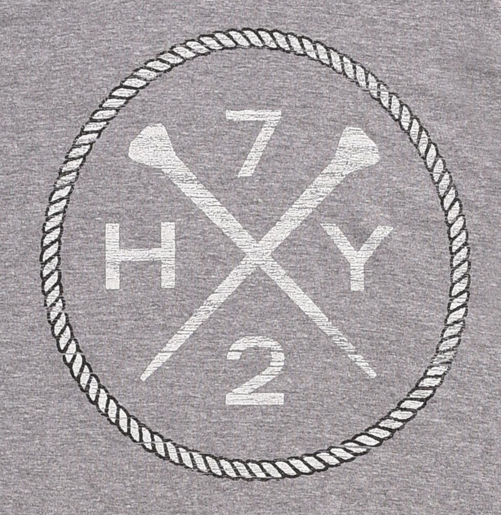 Hooey Men's Grey HY72 Baseball T-Shirt , , hi-res