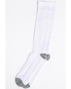 Cody James Men's 3-Pack Solid Boot Socks, , hi-res