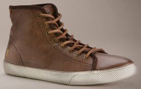 Frye Chambers High Tops, Chocolate, hi-res