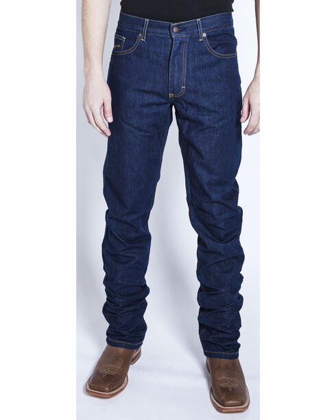 Kimes Ranch Men's Indigo Cal Jeans - Straight Leg , Indigo, hi-res