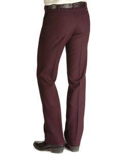 Wrangler Jeans - Wrancher Heather Regular Fit Stretch - Big, Hthr Burg, hi-res