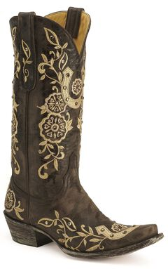 Old Gringo Lucky Ultra Vintage Boots - Snip Toe, , hi-res