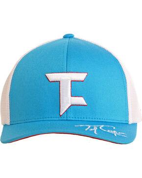 Tuf Cooper Performance Sky Blue Mesh Logo Cap , Light Blue, hi-res
