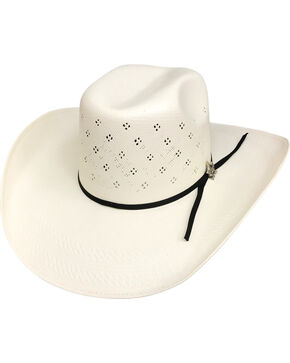 Bullhide Men's Something Magical 100X Straw Cowboy Hat, Natural, hi-res