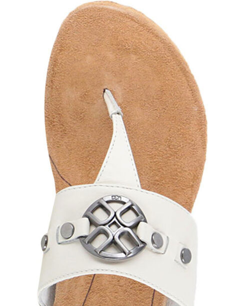 UGG® Women's Briella Sandals, White, hi-res