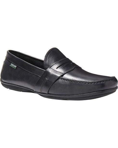 Eastland Men's Pensacola Slip On Loafer - Moc Toe, Black, hi-res