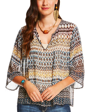 Ariat Women's Multi Barlow Tunic, Multi, hi-res