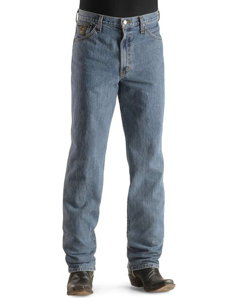 "Cinch Jeans - Original Fit Green Label - 38"" Inseam, Midstone, hi-res"