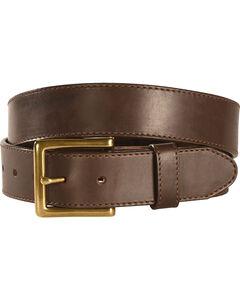 Chippewa Men's Brown Sycamore Leather Belt , Brown, hi-res
