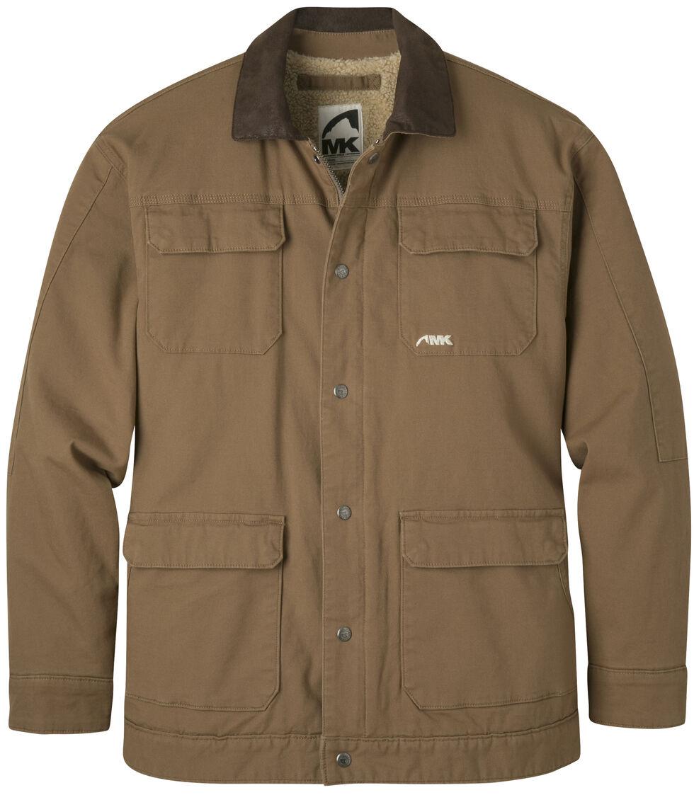 Mountain Khakis Men's Ranch Shearling Jacket, Brown, hi-res
