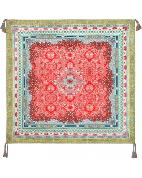 Johnny Was Women's Annabelle Scarf , Multi, hi-res