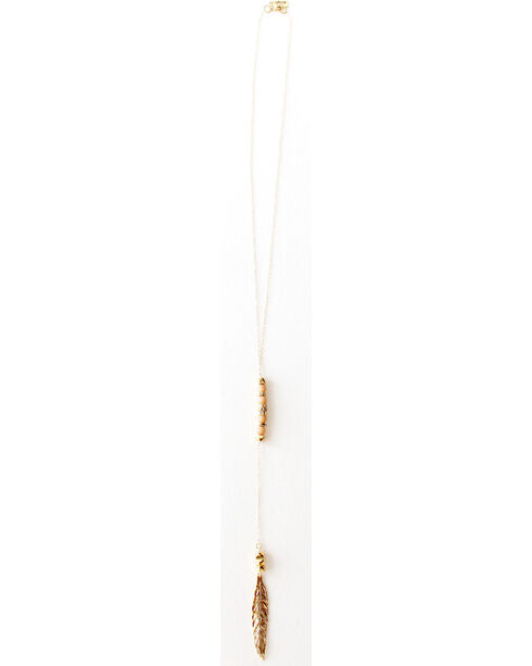 Everlasting Joy Jewelry Women's Gold Colorado By Morning Necklace , Gold, hi-res