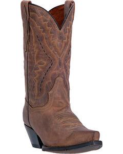Dan Post Trinity Cowgirl Boots - Snip Toe , , hi-res