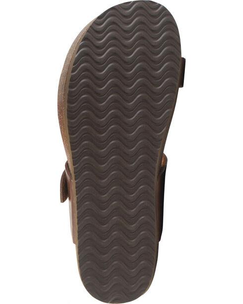 Eastland Women's Shauna Adjustable Thong Sandal , Natural, hi-res
