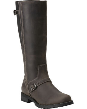 Ariat Women's Stanton H2O Riding Boots, Iron, hi-res