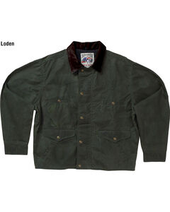 Schaefer Outfitter Men's Loden Rangewax Summit Jacket, Olive, hi-res