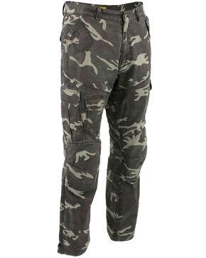 "Milwaukee Performance Men's 32"" Aramid Reinforced Camo Cargo Jeans - Big , Camouflage, hi-res"