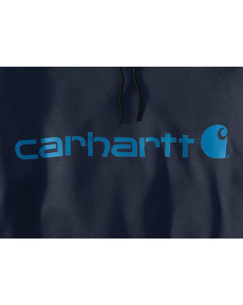 Carhartt Extremes® Force Signature Graphic Hooded Sweatshirt - Big & Tall, , hi-res