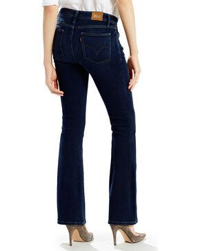 Levi's Women's Blue 529 Curvy Jeans - Boot Cut , Blue, hi-res