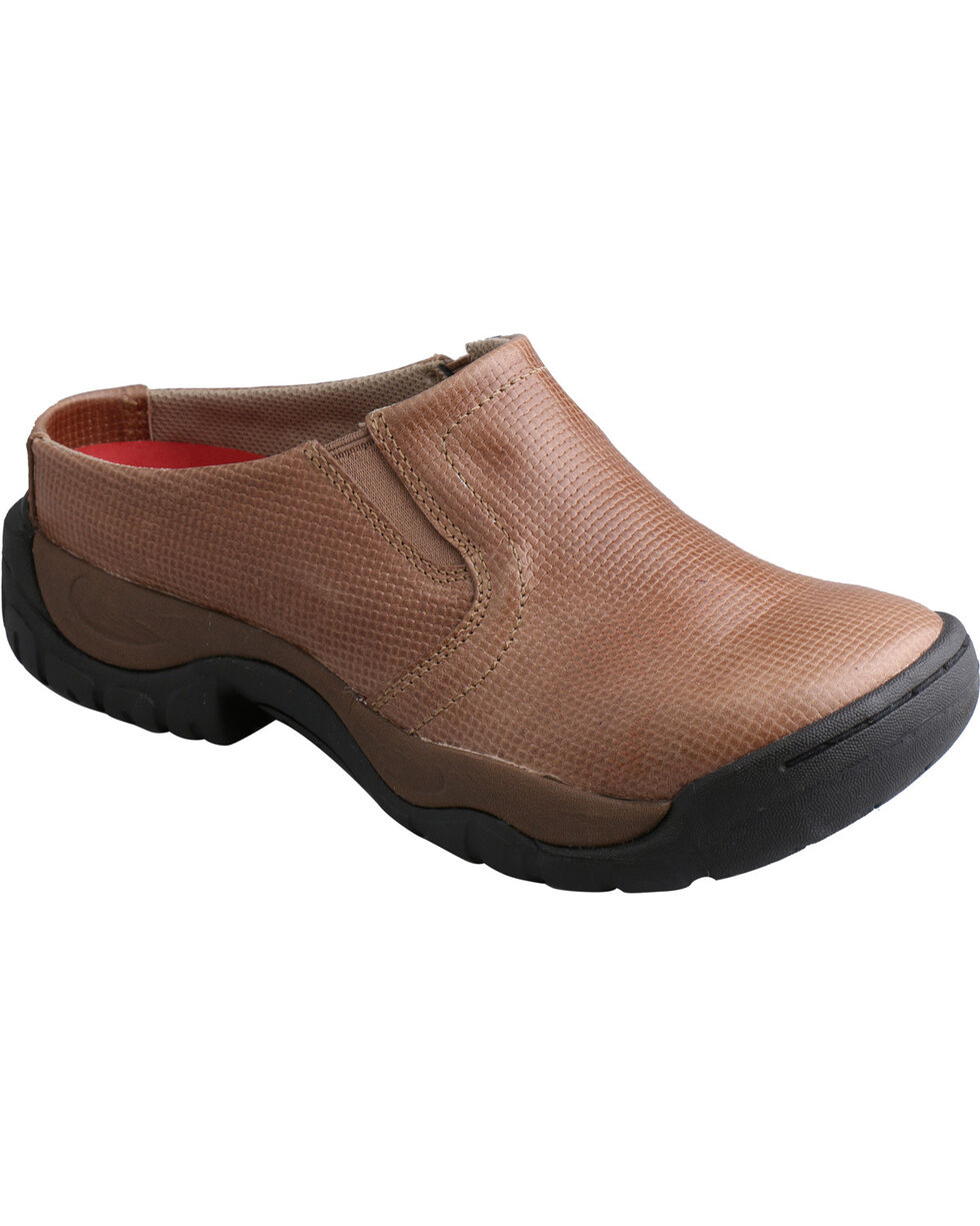 Twisted X Women's Taupe All Around Mocs, Taupe, hi-res