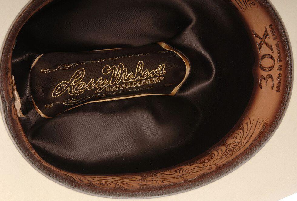 Larry Mahan Belly Opulento 30X Fur Felt Western Hat, Belly, hi-res