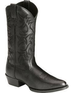 Ariat Heritage Deertan Cowboy Boots - Medium Toe, , hi-res