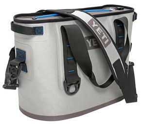 YETI Hopper 20 Soft Side Cooler, Grey, hi-res