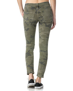 Miss Me Women's Camo Jeans - Skinny , Camouflage, hi-res