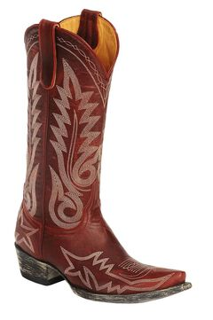 Old Gringo Nevada Cowgirl Boots - Snip Toe, , hi-res