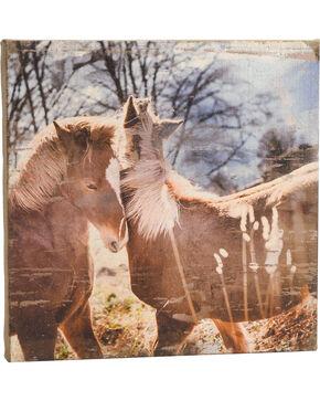 BB Ranch Horse Canvas Wall Art, No Color, hi-res