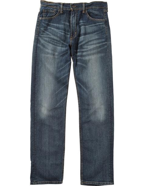 Levi's Men's Birdman 505 Regular Fit Jeans - Straight Leg , Indigo, hi-res