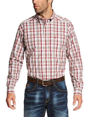 Ariat Men's Multi Salton Long Sleeve Shirt - Big and Tall, Multi, hi-res
