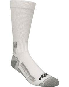 Carhartt Force® White Performance Work Crew Socks - 3 Pack, , hi-res