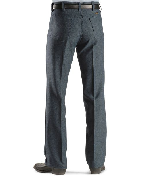 Wrangler Jeans - Wrancher Heather Regular Fit Stretch - Big, Hthr Blue, hi-res