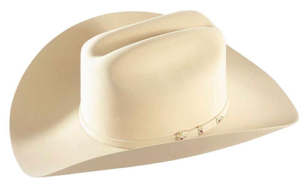 Larry Mahan 30X Magno Belly Fur Cowboy Hat, Belly, hi-res