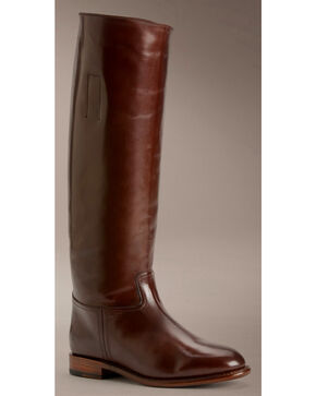 Frye Abigal Riding Boots, Dark Brown, hi-res