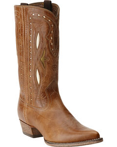 Ariat Starling Boots - Pointed Toe, , hi-res