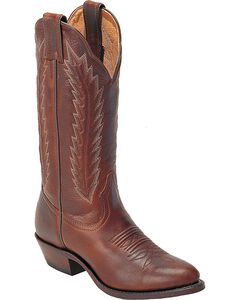 Boulet Cowgirl Boots - Medium Toe, , hi-res