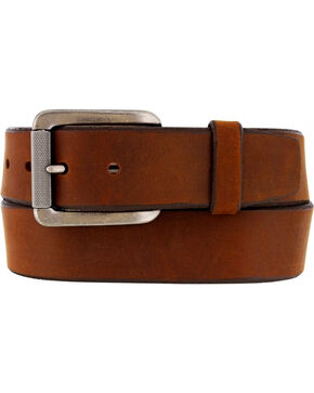 Chippewa Men's Brown Bark Timberline Leather Belt , Bark, hi-res