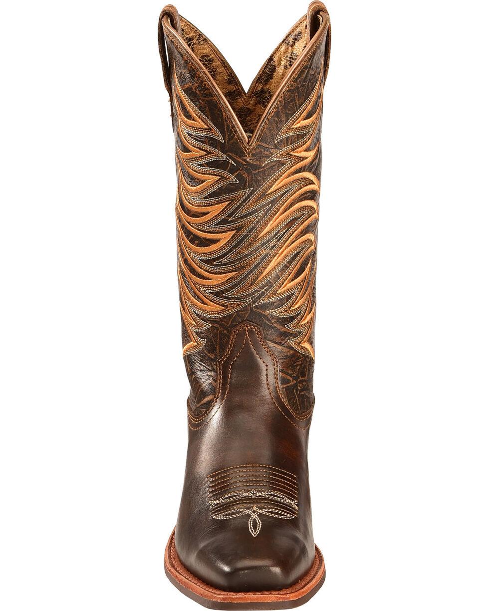 Ariat Legend Legacy Cowgirl Boots - Square Toe , Tan, hi-res
