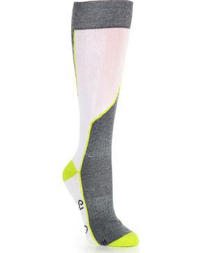 Shyanne Women's Multi Colored Boot Socks , Multi, hi-res