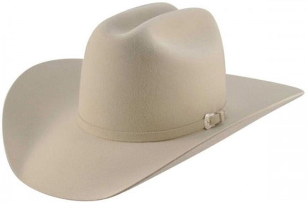 Bailey Men's Pro 5X Wool Felt Cowboy Hat, Silverbelly, hi-res